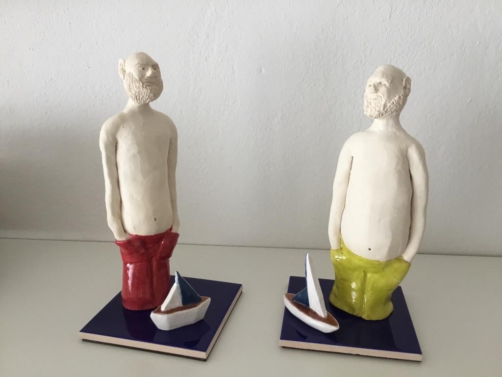 ROSMARIE HACKMANN - ART15 KÜNSTLERHAUS ROSMARIE HACKMANN BERND UND VOLKER