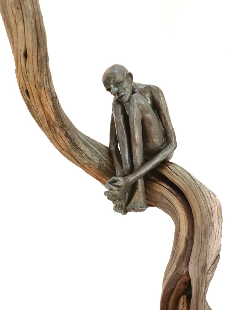 IRMGARD KADUK - ART15 KÜNSTLERHAUS LONELY