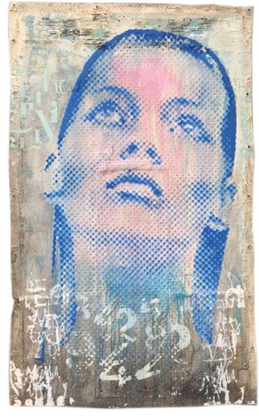 PATRIZIA CASAGRANDA - ART15 KÜNSTLERHAUS BLUEROSEBELIEF