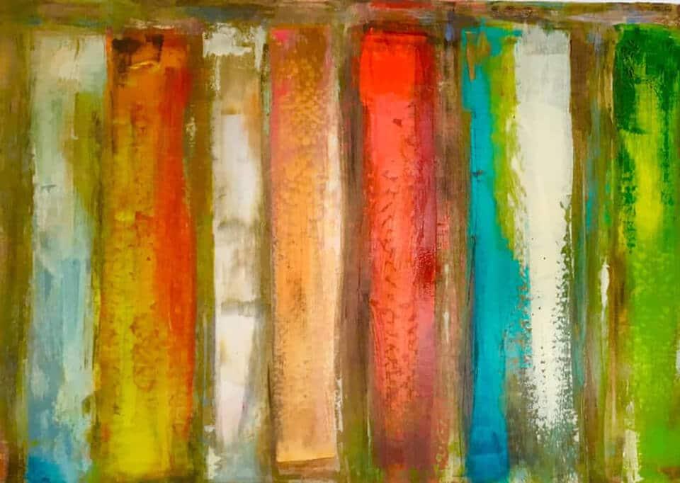 KAROLA BÖSCH - ART SURPRISE KUNSTBOX ART15