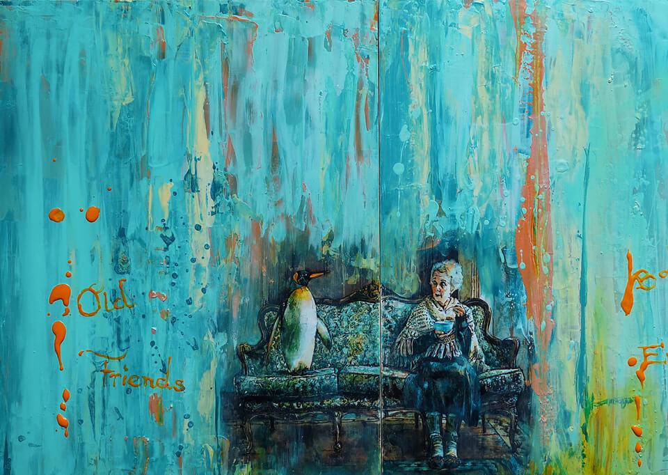 UTE BESCHT - ART SURPRISE KUNSTBOX ART15